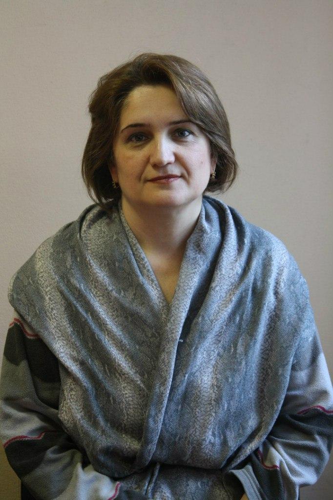 Мадина Абдулханипаевна