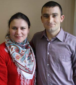 Марина Георгиевна и Виореп Василе